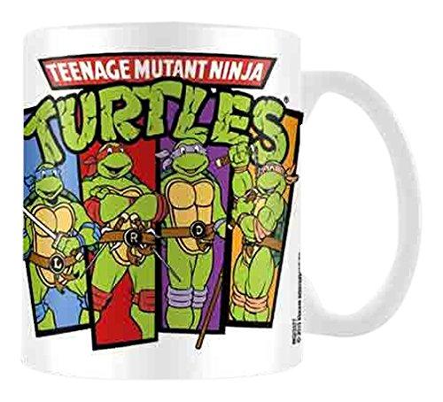 Official Teenage Mutant Ninja Turtles Mug in presentation box