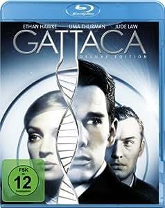 Gattaca (Deluxe Edition) [Blu-ray]