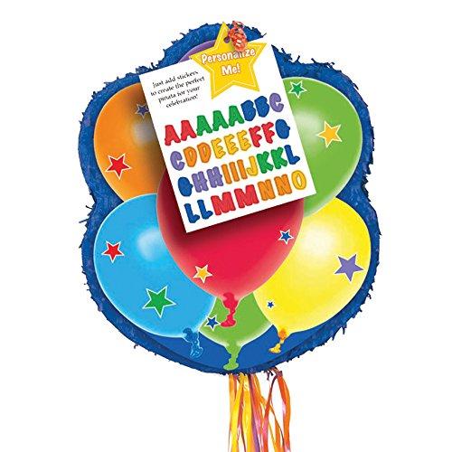 Amscan Pinata-Luftballons zur individuellen Gestaltung