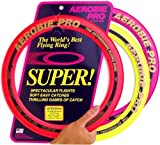Enlarge toy image: TKC Aerobie Pro 13 Inch Flying Ring (Colours May Vary) - teenage children and family entertainment