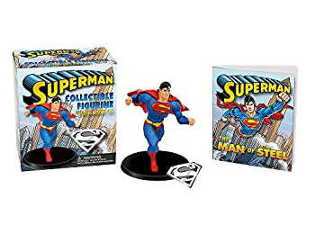 Superman: Collectible Figurine and Pendant Kit (Mega Mini Kits)