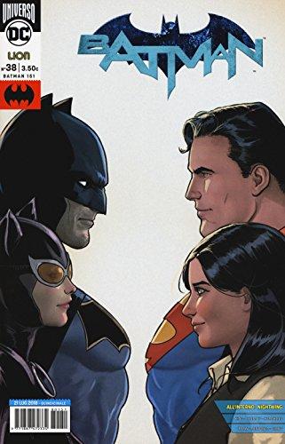 Rinascita. Batman: 38