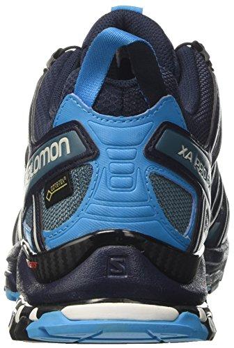Salomon XA Pro 3D GTX, Chaussures de randonnée homme Multicolore (Navy Blaze/hawaiian O/daw)