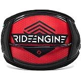 Ride Motor 2017Hex Core Geschirr–Iridium Rot, Large