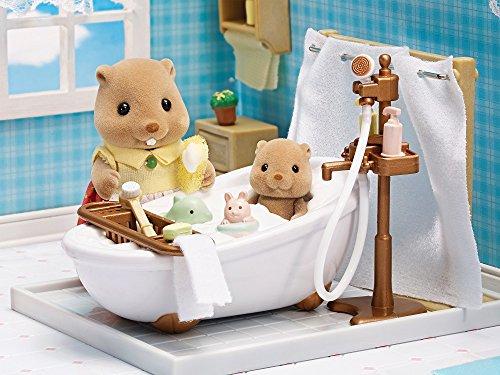 Calico Critters Deluxe set da bagno