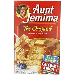 Aunt Jemima Original Pancake Waffle Mix (2.26kg)