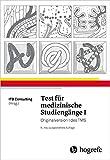 Test für medizinische Studiengänge I: Originalversion I des TMS