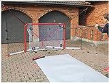 Bauer PST G2 Tor 72' mit Fangnetz für Off-ice Schusstraining, Größe:Senior