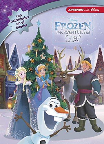 Frozen. Una aventura de Olaf (Leo, juego y aprendo con Disney) por Disney