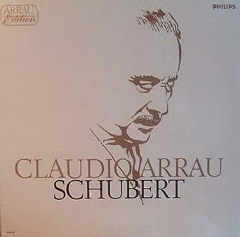 Arrau-Edition: Schubert [Vinyl Schallplatte] [4 LP Box-Set]