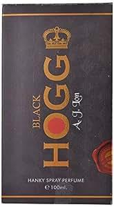 A.J Lon Black Hogg Hanky Spray Perfume for Men, Spice, 100 ml