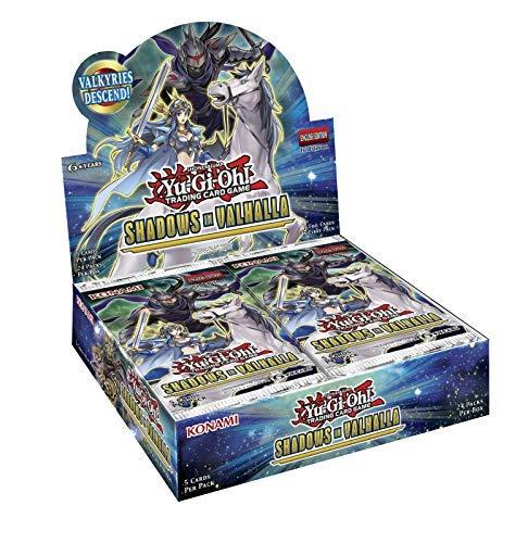 Yu-Gi-Oh. konsivbd Schatten in Valhalla Booster Display Box von 24Pakete