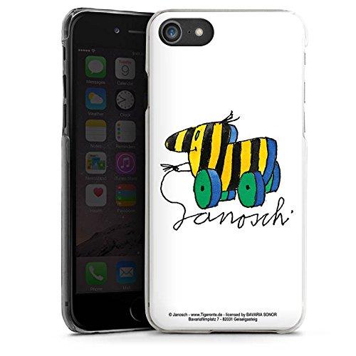Apple iPhone X Silikon Hülle Case Schutzhülle Janosch Fanartikel Merchandise Tigerente Hard Case transparent