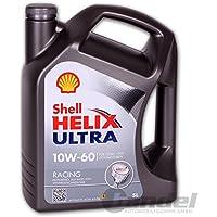 Shell Helix Ultra Racing Motoröle 10W-60, 5 L