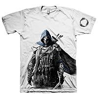 The Elder Scrolls Online - Breton T-Shirt, White, Large