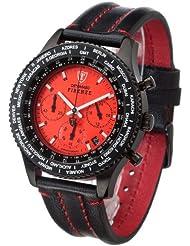 DETOMASO Herren-Armbanduhr Man Firenze Chronograph Quarz SL1624C-RD