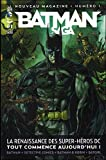 Batman Saga, N° 1 - Variant cover