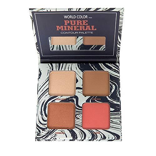 Anti-cernes Correcteur,ITISME Nouveau Maquillage Professionnel Maquillage Poudre Face Powder Panel Contour Color Cosmetics