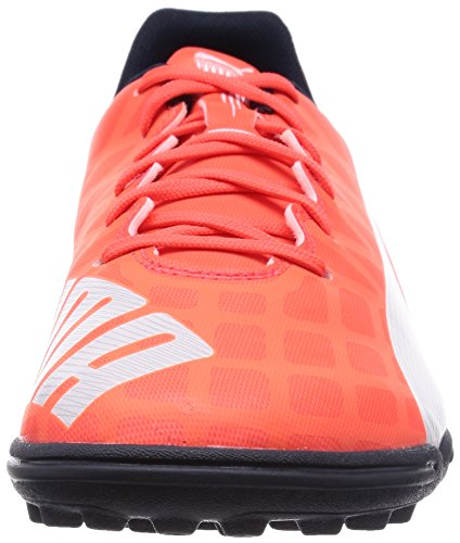 Puma Evospeed 5.4 Tt, Chaussures de Football Compétition homme Orange (lava blast-white-total eclipse 01)