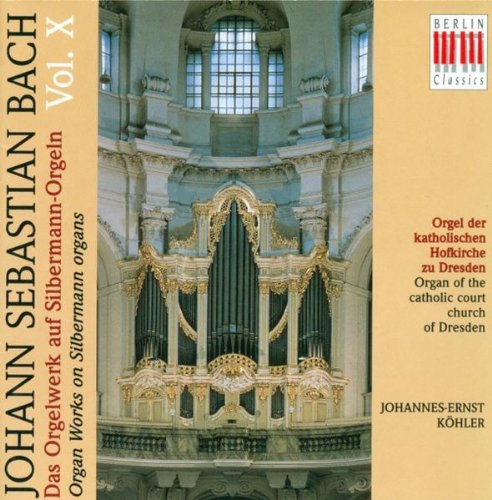 Organ Concerto in G Major, BWV...