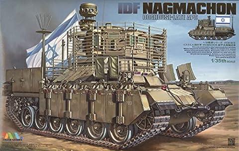 IDF Nagmachon Doghouse late APC (Apc Tiger)