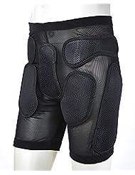 Pantalones cortos pantalones cortos para hombre esquí patinaje snowboard motocicleta pantalones cortos pantalones cortos en bicicleta., XL