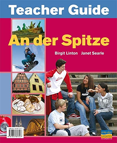 An der Spitze Teacher Guide + Audio-CDs (Gcse Photocopiable Teacher Resource Packs) -