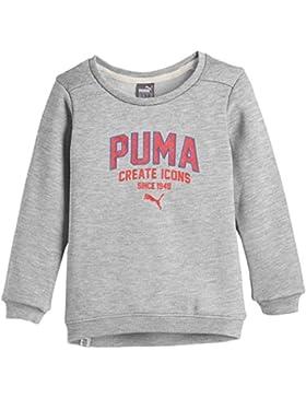 PUMA Mädchen Sweatshirt Style Crew Sweat
