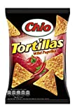 Chio Tortilla Chips Wild Paprika, 125 g
