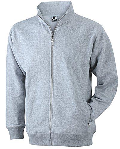 Men`s Jacket grey-heather