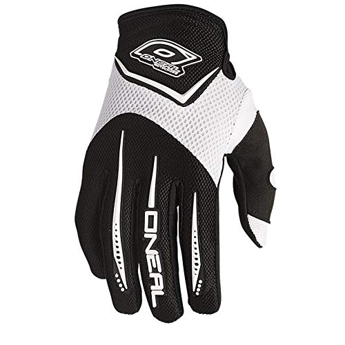 O\'Neal Unisex Handschuhe Element, Weiß, Large, 0399-2