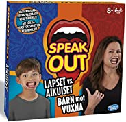 Speak Out Kids vs. Parents (Svenska/Suomi)