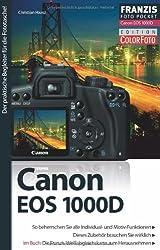 Fotopocket Canon EOS 1000D: Der praktische Begleiter für die Fototasche