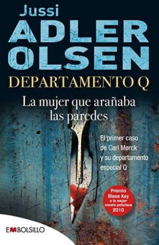 Departamento Q: la mujer que arañaba las paredes (EMBOLSILLO)