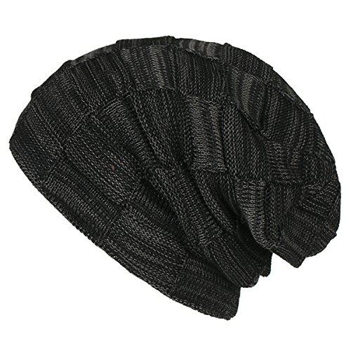 Maglia di lana a quadri a testa cilindrica - iParaAiluRy