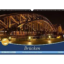 Brücken im deutschsprachigen Raum (Wandkalender 2018 DIN A3 quer): Ein Blick auf die Brückenbaukunst in Deutschland, Österreich und der Schweiz ... [Kalender] [Apr 13, 2017] Bogumil, Michael