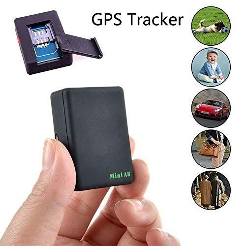 BAAQII Mini GSM/GPRS/GPS Verfolger, der Realzeitauto-Kind-Haustier des globalen Verzeichnis-A8 aufspürt Gsm-flash