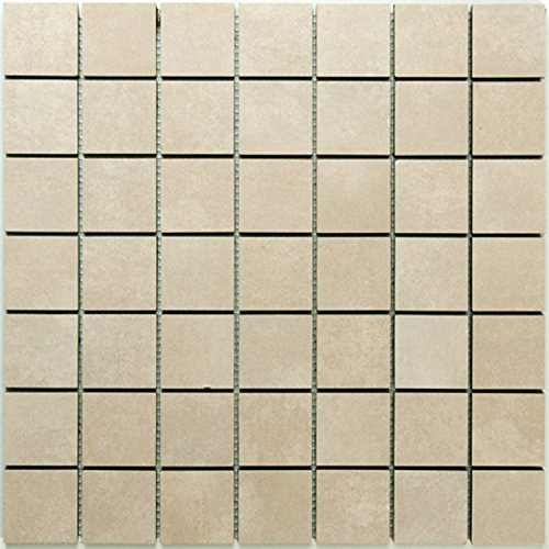 Serie Feinsteinzeug (Mosaik Feinsteinzeug Mosaikfliese Serie Balkan Beige)