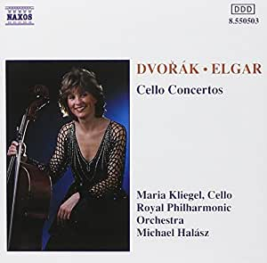 Dvorak / Elgar Cellokonzert Halasz