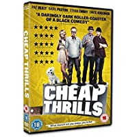 Cheap Thrills [DVD] by Pat Healy