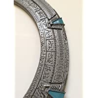 Stargate Atlantis Nachbildung (Prop/Modell) 28,6cm Durchmesser