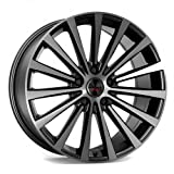 Borbet BLX black polished matt 9,5x19 ET40 5.00x114 Hub Bore 72.50 mm - Alu felgen
