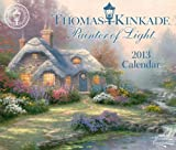 Thomas Kinkade Painter of Light Calendar 2013