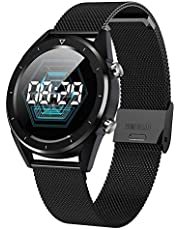 OPTA RSB-120 Thisbe Bluetooth ECG PPG Fitness Watch  Blood Pressure Multi-Sport Mode  Heart Rate   Waterproof  1.54 inch Color Screen Fitness Tracker for All Android/iOS