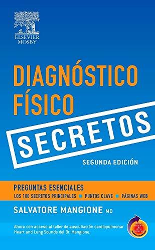 Serie Secretos: Diagnóstico Físico + Student Consult por S. Mangione