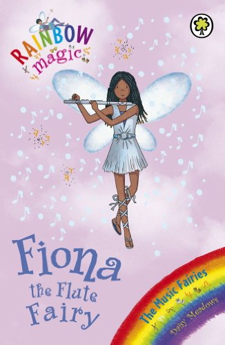 Fiona the flute fairy
