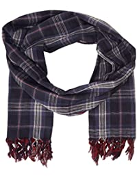 Pepe Jeans Men's Checkered Scarf