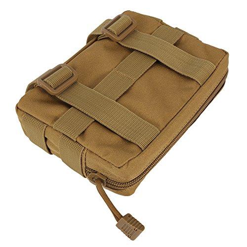 Reefa Outdoor Tarnung Tactical Werkzeugwechsel Geldbörse Handtasche Schlamm Farbe