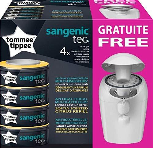 Recipiente pañales Sangenic Hygiene Plus Tommee Tippee