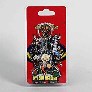 Semic Distribution - Llavero Katsuki Bakugo My Hero Academia 71430010416, Multicolor